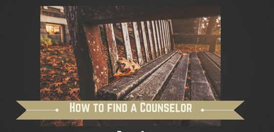 find a Counselor