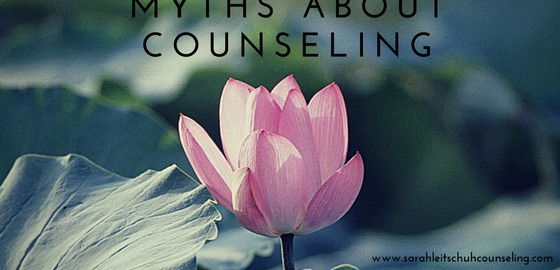 Myths about Counseling